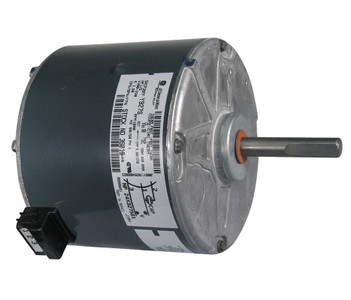 1/5 hp, 1080 RPM, 200-230V Trane Condenser Fan Motor 5KCP39FFP576AS # 3S010