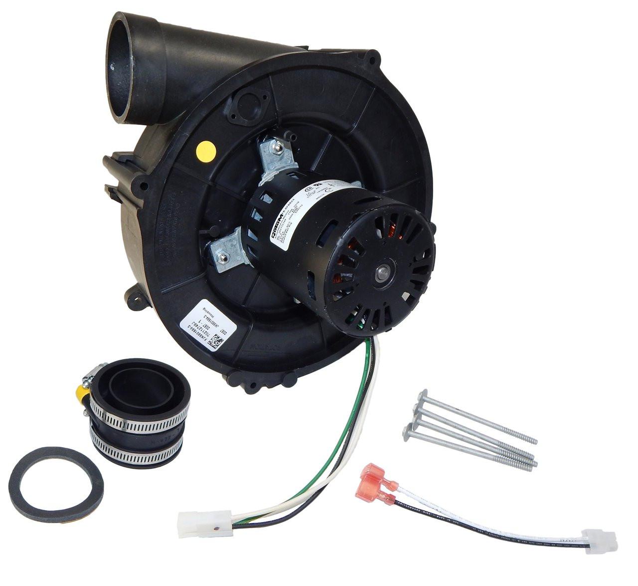 Furnace Blower Motors Furnace Draft Inducers Venter Motors – Rotom Canada Capacitor Wiring Diagram