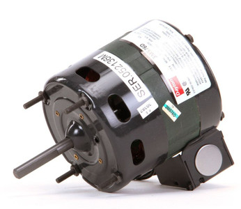 "4.4"" Fan Motor 1/10 hp, 1550 RPM, CWSE 115V Dayton # 3M576"