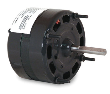 "4.4"" Fan Motor 1/15 hp, 1550 RPM, 2-Spd, CWSE 115V Dayton # 3M571"