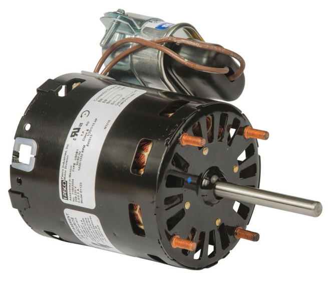 1 15 Hp 1550 Rpm Ccw 3 3 Diameter 208 230v Heatcraft