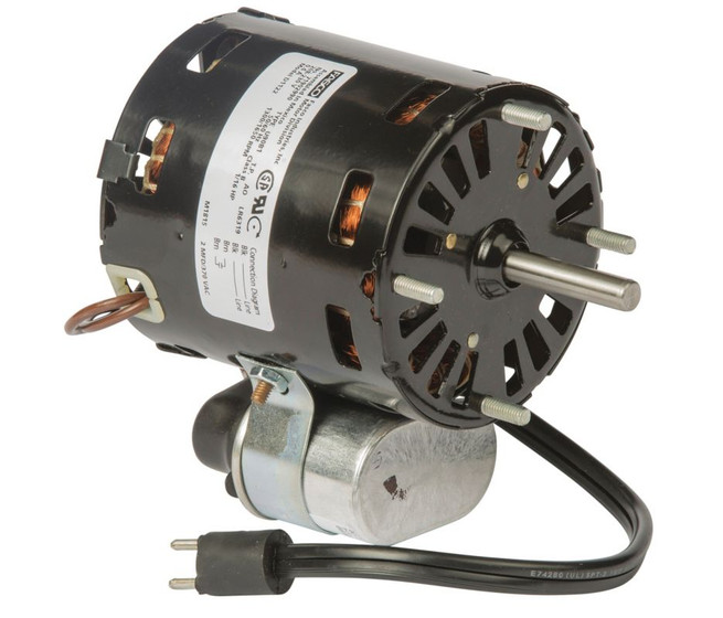 1 16 Hp 1650 Rpm Cw 3 3 Diameter 208 230v Heatcraft