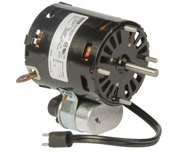 "1/16 hp 1650 RPM CW 3.3"" Diameter 208-230V (Heatcraft) Fasco # D1122"