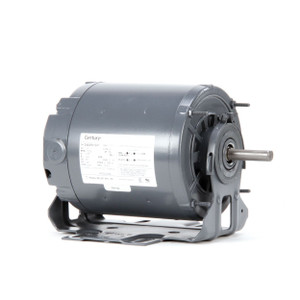 1/4 hp 1725 RPM 56Z Frame 115V Belt Drive TEAO Blower Motor Century # ARB2024ML