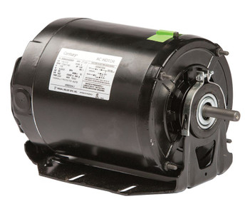 1/4 hp 1725 RPM 2-SPD 56Z Frame 115V Belt Drive TEAO Blower Motor Ball Brg Century # ARB2024L1