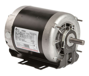 1/2 hp 1725 RPM 2-SPD 56 Fr 200-230V Belt Drive Blower Motor 3-Phase Century # H655V1