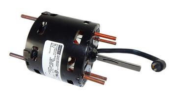 """1/20 hp 1550 RPM CW 3.3"""" Dia 115V (Kramer Trenton) Refrigeration Motor Fasco # D1152"""