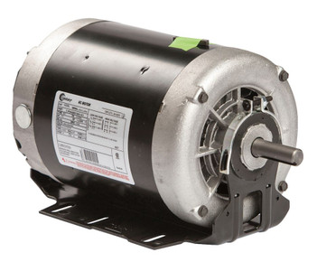 1.5 hp 1725 RPM 56H Frame 200-230/460V Belt Drive Blower Motor Century # H536L