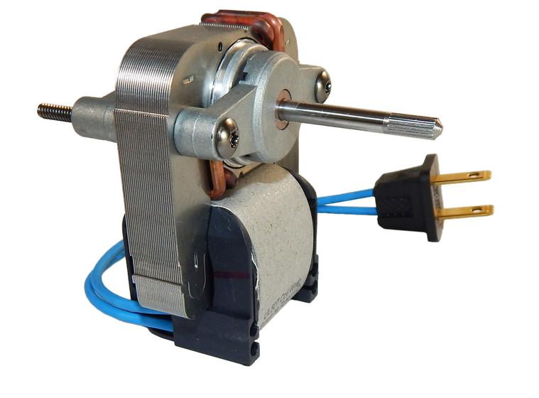 Broan 678 fan motor 99080521 3000 rpm amps 120v for 120 rpm dc motor
