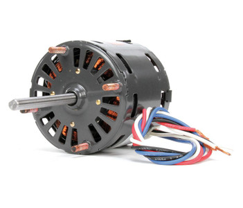 1/30 HP Direct Drive Blower Motor 1550 RPM, 3-Spd 115V Dayton # 4YU32