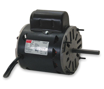 1/6 HP Direct Drive Blower Motor 1650 RPM 115V Dayton # 4HZ60