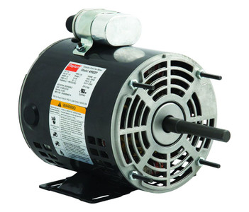 1/4 HP Direct Drive Blower Motor 1725 RPM 115V Dayton # 4YU27