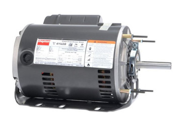 1/4 HP Direct Drive Blower Motor 860 RPM 115V Dayton # 4YU20