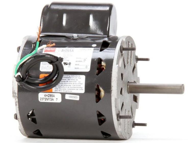 1 3 hp direct drive blower motor 1650 rpm 115v dayton 4hz67 for 1 3 hp blower motor