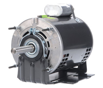 1 3 hp direct drive blower motor 1100 rpm 115v dayton 6twl4 for Dayton direct drive fan motor