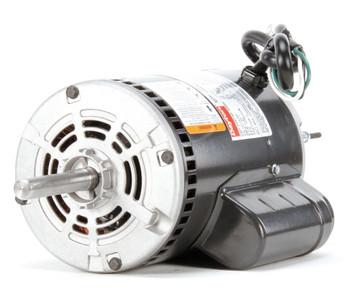 1 HP Direct Drive Blower PSC Motor 1140 RPM 115/230V Dayton 5BE68