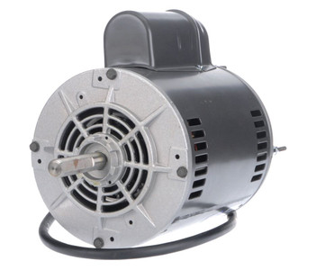 1 HP Direct Drive Blower Cap Start Motor 1725 RPM 115/230V Dayton 5BE58
