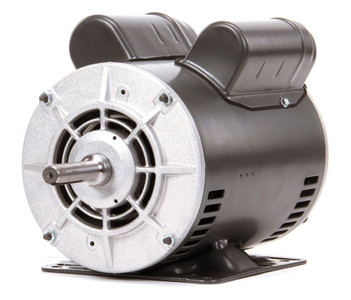 1.5 hp Belt Drive Blower Cap Start Motor 1725 RPM 115/208-230V Dayton 4YU31
