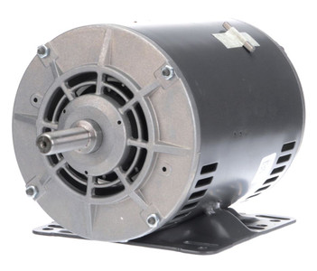 2 hp Belt Drive Blower 3 Phase Motor 1725 RPM 208-230/460V Dayton 4YU40