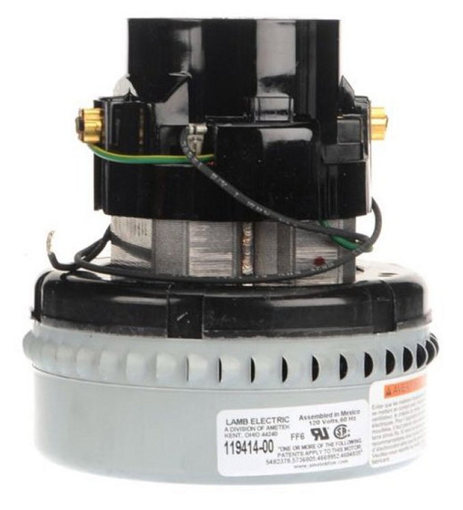 Ametek lamb vacuum blower motor 120v 119414 00 for Lamb electric blower motors
