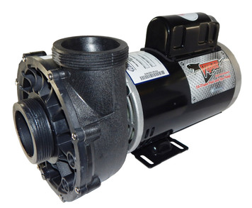 4HP Waterway VIPER Spa Pump Side Discharge |2-Speed, 56 Frame Executive | 3721621-1V