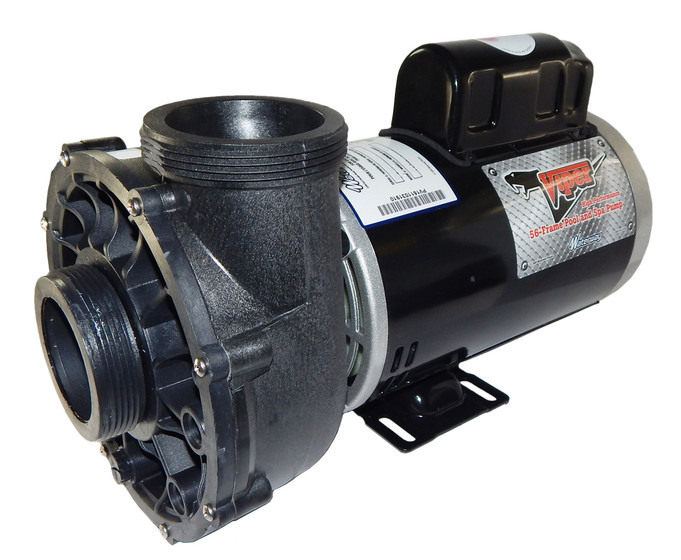4hp Waterway Viper Spa Pump Side Discharge 2 Speed 56