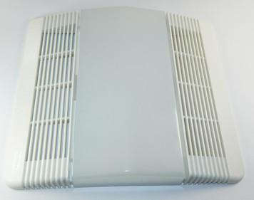 Nutone Grille & Lens 763RLN, 769RFT, 769RL, 770F, V769RF, VF305CN # 85315