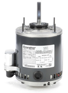 1/6 hp 1140 RPM 48Y, 115V Greenheck 300010 Replacement Motor # X260