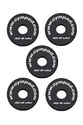 CYMPAD Optimizer Set 40/8mm (5-pieces) Soft/Thin, Light Crash-Splash