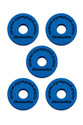 CYMPAD Chromatics Set 40/15mm BLUE (5-pieces) Crash