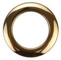 "Bass Drum O's - 2"" Brass Drum O's/Tom Ports (2 Pack)"