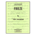 Frieze For Tenor Sax or Tenor Sax-Horn (Treble Clef Baritone or Euphonium)
