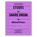 Etudes For Snare Drum