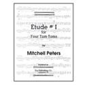 Etude # 1 For Four Tom-Toms