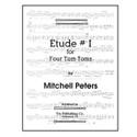 Etude # 1 For Four Tom-Toms