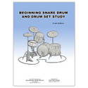 Beginning Snare Drum and Drumset Study