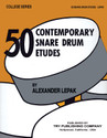 Fifty Contemporary Snare Drum Etudes