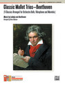 Classic Mallet Trios - Beethoven