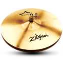 "14"" A ZILDJIAN ROCK HIHAT - BOTTOM"