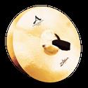 """Zildjian A 16""""CLASSIC ORCH.SEL MED HVY PR"""