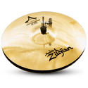 "Zildjian 13"" A CUSTOM MASTERSOUND HI HAT PAIR"