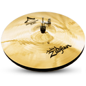 "Zildjian 14"" A CUSTOM MASTERSOUND HIHAT - TOP"