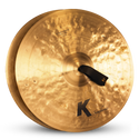 "ZILDJIAN 17"" K SYMPHONIC TRADITIONAL SERIES PAIR"