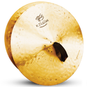 "ZILDJIAN 17"" PAIR K CONST. ORCH SPEC SELECTION W/"