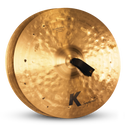 "ZILDJIAN 18"" K SYMPHONIC TRADITIONAL SERIES PAIR"