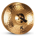 "ZILDJIAN 20"" K SYMPHONIC LIGHT BRILL PAIR"