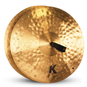 "ZILDJIAN 20"" K SYMPHONICS TRADITIONAL SERIES PAIR"