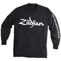 ZILDJIAN LONG-SLEEVE T-SHIRT  X LARGE