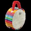 "Remo Kids Make Music Instrument, Baby Drum, 5"" X, 2"", Twin-Ball Mallet"