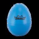 "Remo Kids Make Music Instrument, Egg Shaker, 2"" x 1.5"", Blue"